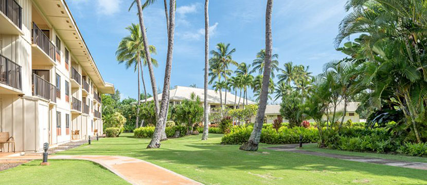 Wyndham Resorts - Kauai Beach Villas